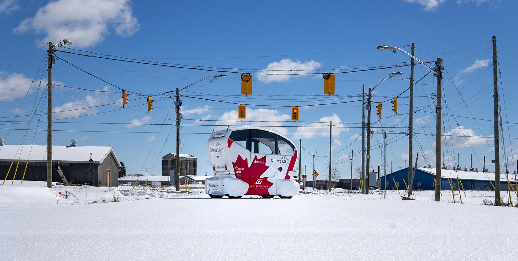 Pod Zero Operating In Ottawa