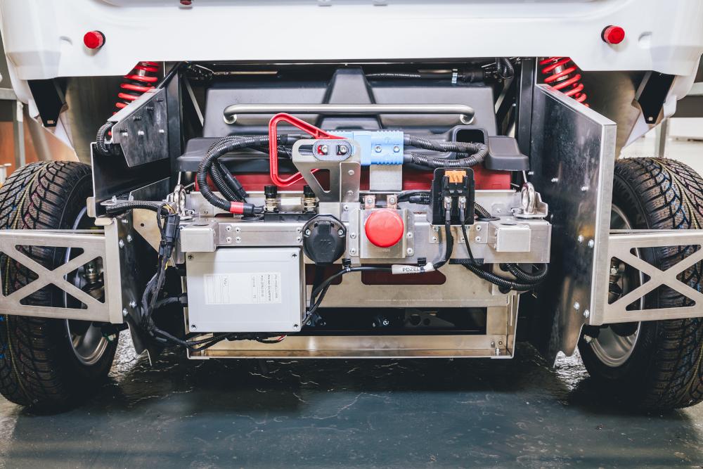 Pod Zero Steering
